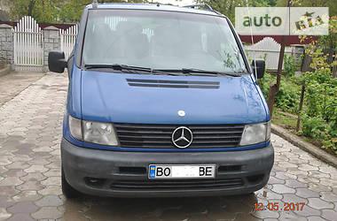 Mercedes-Benz Vito пасс. 2001 в Чорткове
