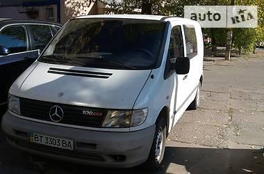 Mercedes-Benz Vito пасс. 2003 в Херсоне