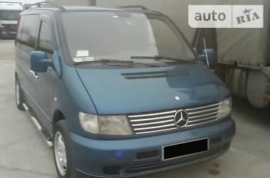 Mercedes-Benz Vito пасс. 2001 в Коростене