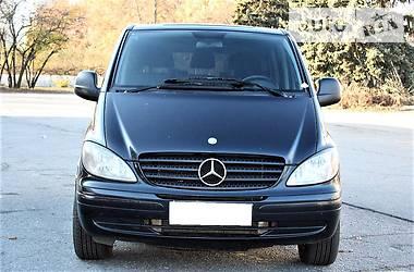 Mercedes-Benz Vito пасс. 2004 в Киеве