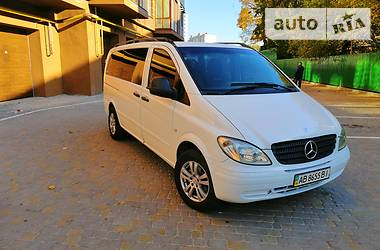 Mercedes-Benz Vito пасс. 2007 в Виннице
