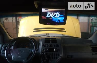 Mercedes-Benz Vito пасс. 2000 в Северодонецке