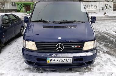 Mercedes-Benz Vito пасс. 2003 в Запорожье