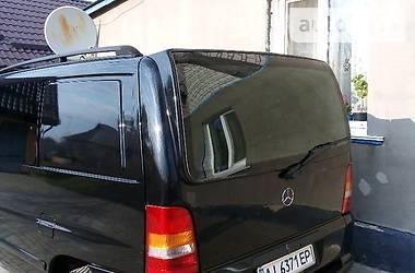 Mercedes-Benz Vito пасс. 2002 в Обухові