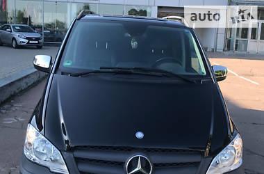 Mercedes-Benz Vito пасс. 2013 в Кропивницком