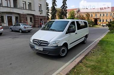 Mercedes-Benz Vito пасс. 2013 в Чернигове