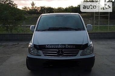 Mercedes-Benz Vito пасс. 2006 в Виноградове