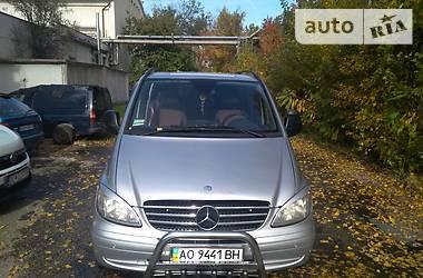 Mercedes-Benz Vito пасс. 2006 в Иршаве