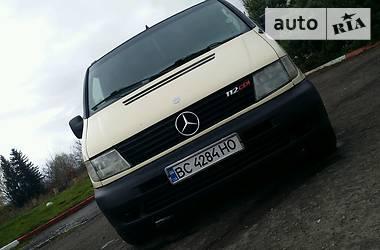 Mercedes-Benz Vito пасс. 2001 в Мостиске