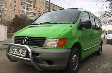 Mercedes-Benz Vito пасс. 1999 в Тернополе