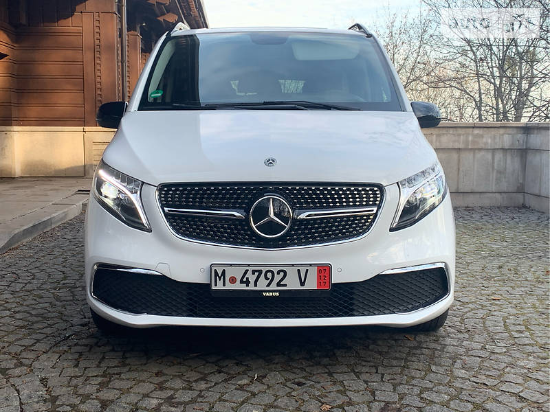 Mercedes-Benz Vito пасс. 2016 в Броварах