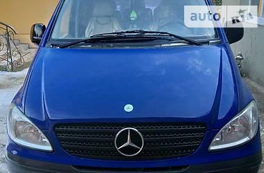 Mercedes-Benz Vito пасс. 2004 в Коломые