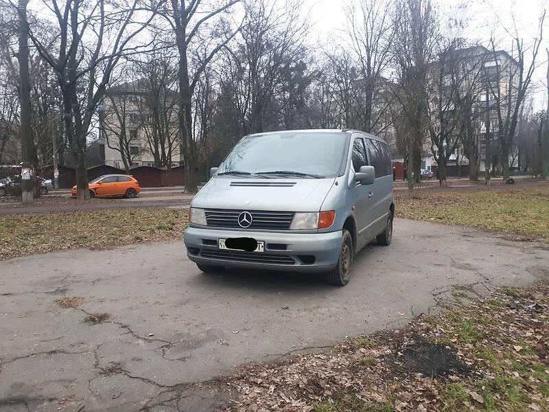 Mercedes-Benz Vito пасс. 1997 в Киеве