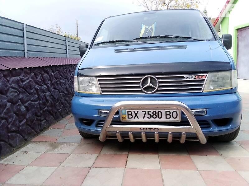 Mercedes-Benz Vito пасс. 2002 в Хмельницком