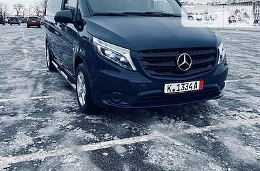 Mercedes-Benz Vito пасс. 2017 в Одессе