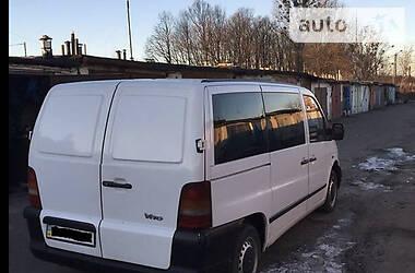 Mercedes-Benz Vito пасс. 2000 в Червонограде