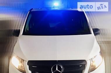 Mercedes-Benz Vito пасс. 2015 в Луцке