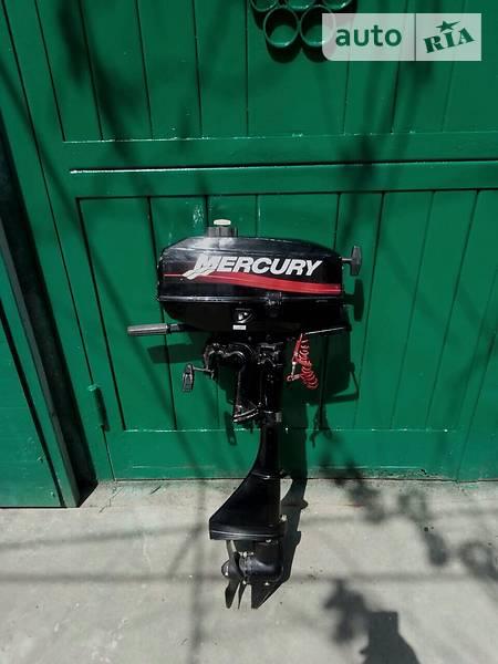 Mercury 2.5 2000 року