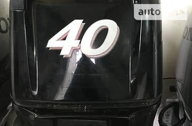 Mercury EFI 40 2012