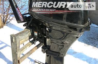 Mercury F 20 EL 2016