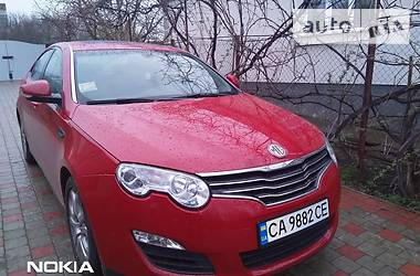 MG 550 2012 в Звенигородке