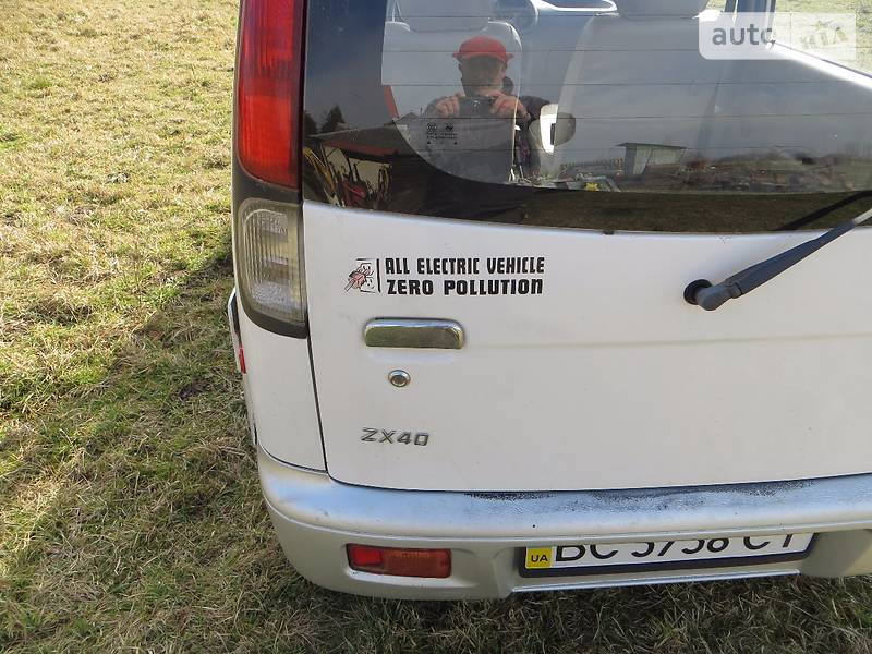 AUTO RIA – Продам Милес ЗХ40 2006 электро другой бу в