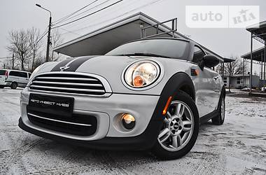 MINI Cooper 1.6 Coupe 2013