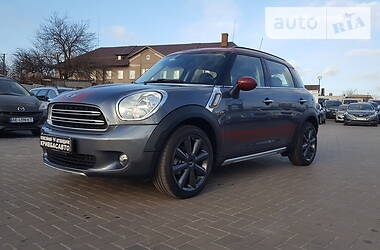 MINI Countryman 2016 в Кривом Роге