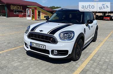 MINI Countryman 2018 в Львове