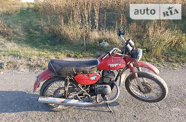 Минск 125 1991 в Бережанах