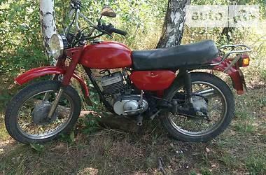 Мотоцикл Классик Минск 125 1997 в Коростышеве