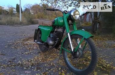 Минск М105 1969 в Бахмуте