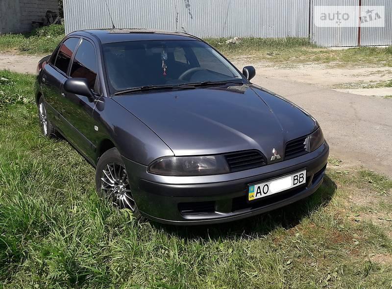 Mitsubishi Carisma 2003 в Ужгороде