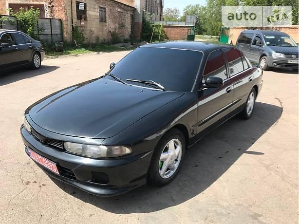 Mitsubishi Galant 1995 в Бердичеві