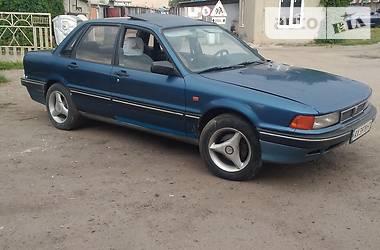 Седан Mitsubishi Galant 1990 в Харькове