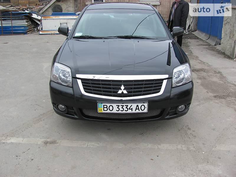 Mitsubishi Galant 2009 в Тернополе