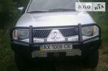 Mitsubishi L 200 2007 в Харькове