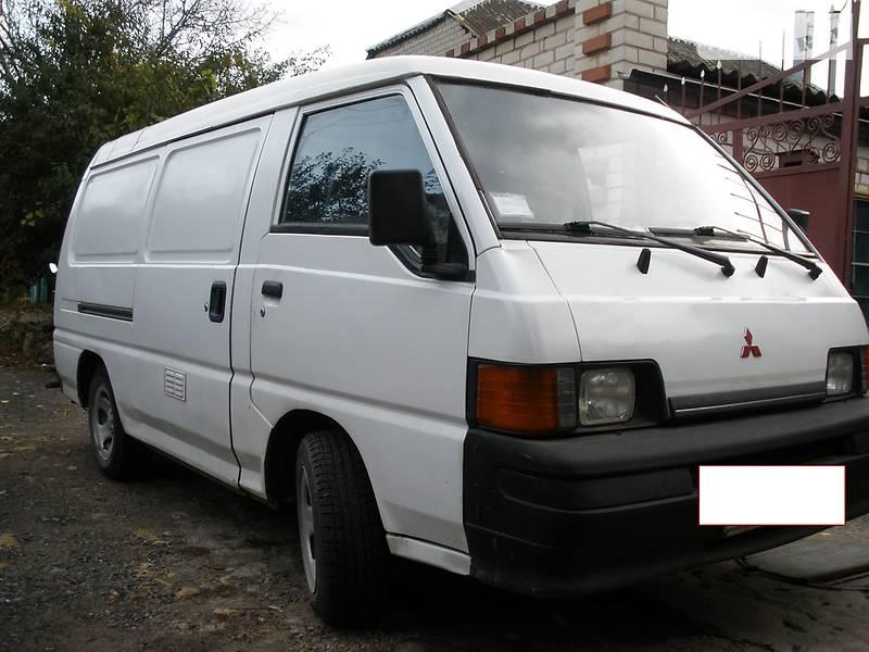 Легковий фургон (до 1,5т) Mitsubishi L 300 груз. 1995 в Херсоні