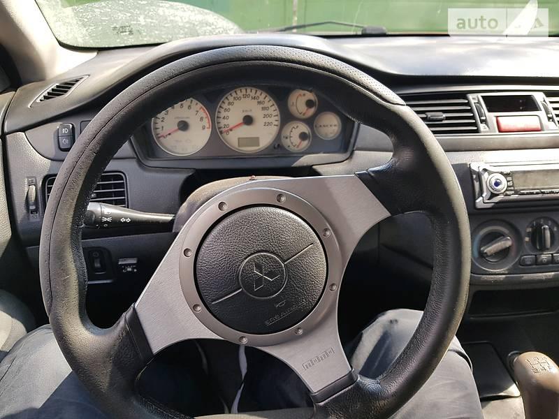 Mitsubishi Lancer IX 2003 в Дніпрі