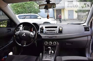 Mitsubishi Lancer X Sportback 2008 в Харькове
