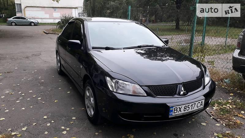 Mitsubishi Lancer 2007 года в Киеве