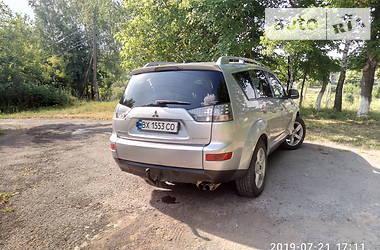 Mitsubishi Outlander XL 2007 в Дунаевцах