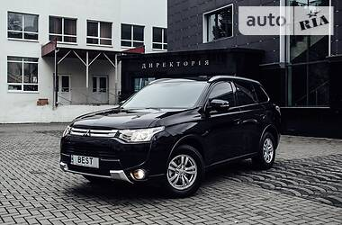 Mitsubishi Outlander 2015 в Луцке
