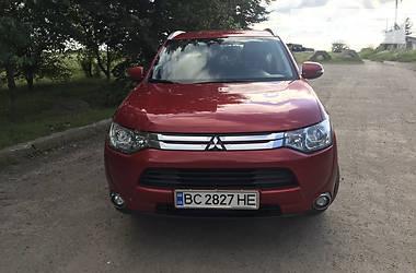 Mitsubishi Outlander 2015 в Львове