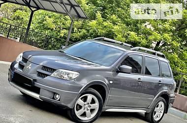 Внедорожник / Кроссовер Mitsubishi Outlander 2009 в Киеве