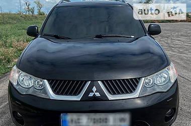 Внедорожник / Кроссовер Mitsubishi Outlander 2007 в Днепре
