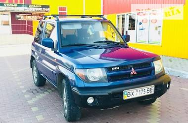 Mitsubishi Pajero Pinin 1999 в Хмельницком