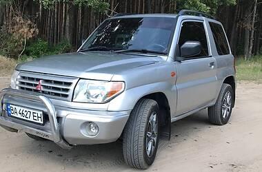 Внедорожник / Кроссовер Mitsubishi Pajero Pinin 2001 в Кропивницком