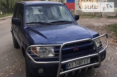 Внедорожник / Кроссовер Mitsubishi Pajero Pinin 2001 в Нежине
