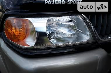 Mitsubishi Pajero Sport 2002 в Запорожье